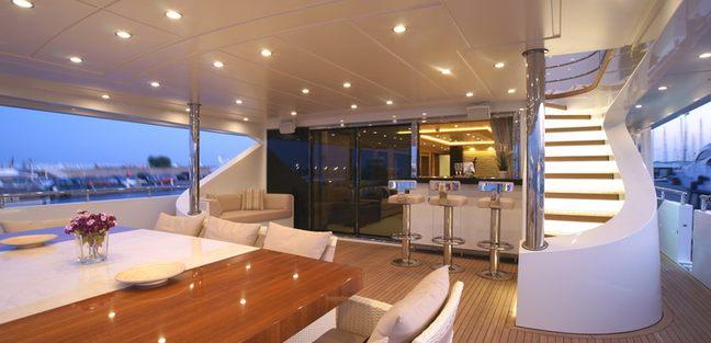 Tatiana Charter Yacht - 5