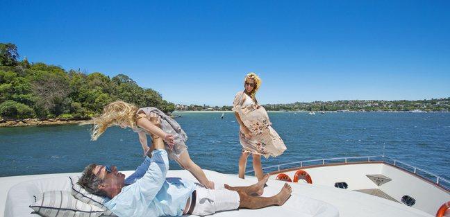 Lady Pamela Charter Yacht - 3