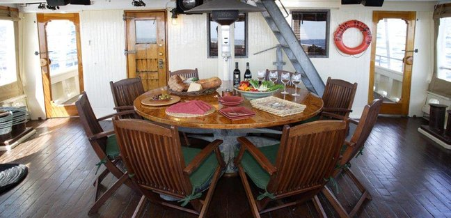 Pacific Yellowfin Charter Yacht - 7