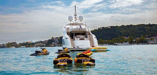 Canpark Charter Yacht - 5