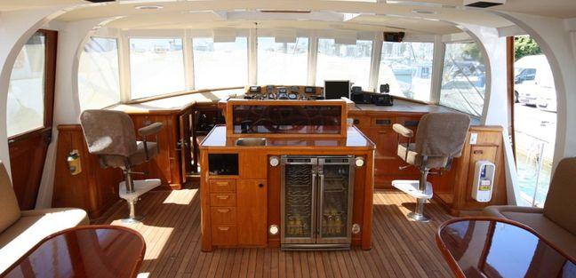 August Maverick Charter Yacht - 3
