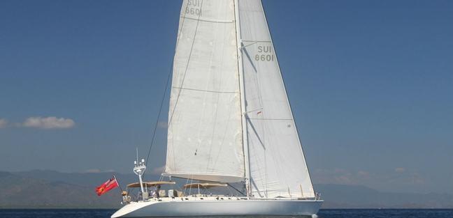 Aspiration Charter Yacht