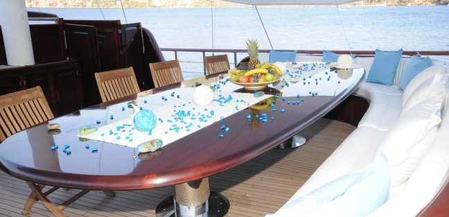 Smile Charter Yacht - 7