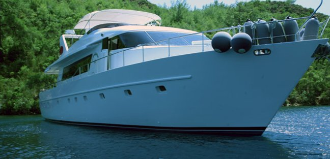 Carissima Charter Yacht