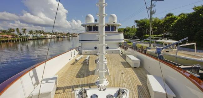 Exit Strategy Charter Yacht - 2