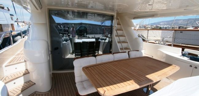 Nellmare Charter Yacht - 3