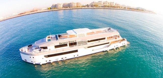 Desert Rose I Charter Yacht - 2