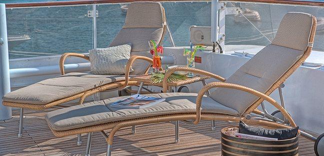 Sanssouci Star Charter Yacht - 4