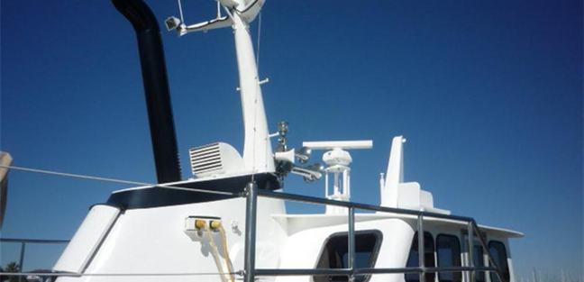 Steel Magnolia Charter Yacht - 2