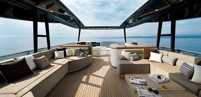 Never Say Never Charter Yacht - 5