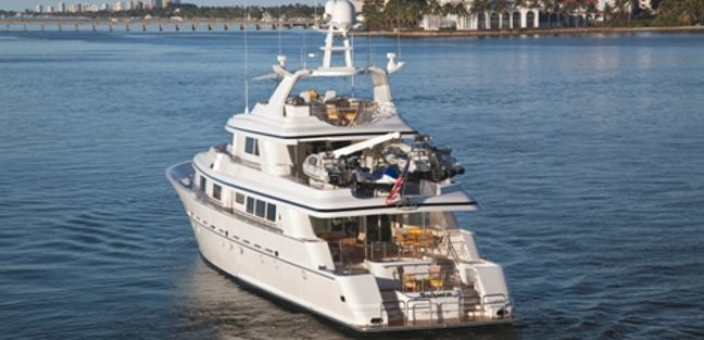 Sojourn Charter Yacht - 3