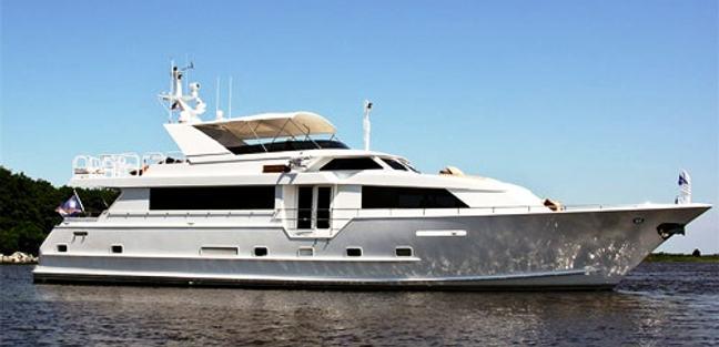Cordina Charter Yacht