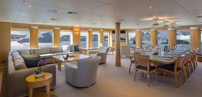 Alucia Charter Yacht - 6