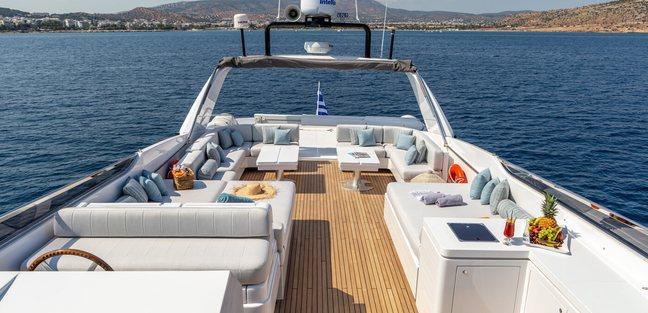 Grace Charter Yacht - 3