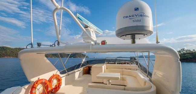 Barbarossa Moratti Charter Yacht - 3