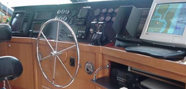 Captivator Charter Yacht - 4