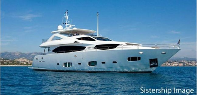 My Way Charter Yacht