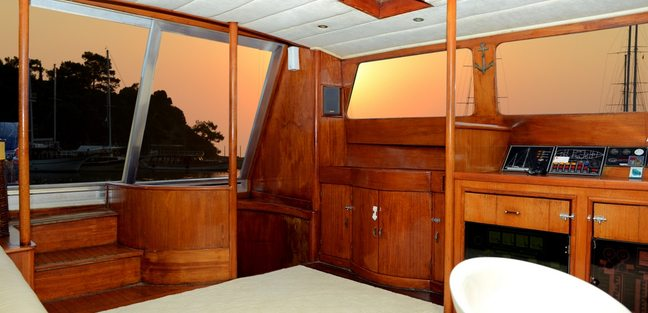 Hermes Charter Yacht - 8