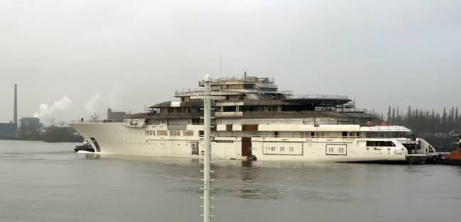 Project Lightning Charter Yacht - 8