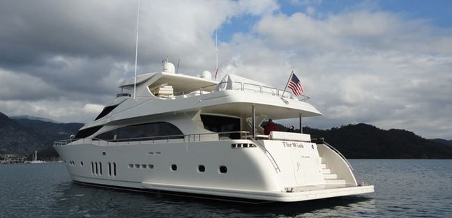 The Wish Charter Yacht - 2
