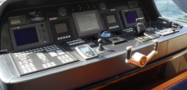 Chanel Charter Yacht - 5