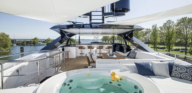 Irisha Charter Yacht - 2