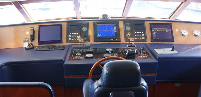 Param Jamuna III Charter Yacht - 6