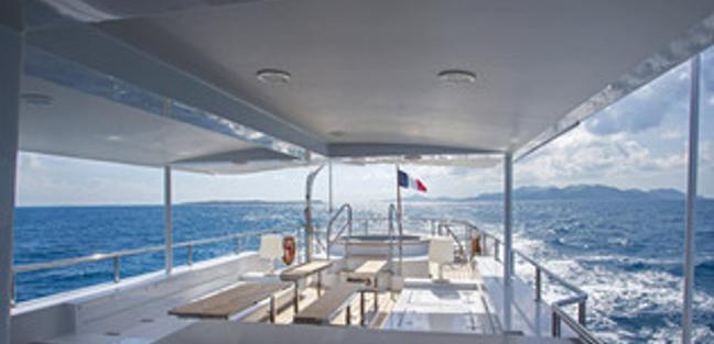 Paolyre Charter Yacht - 3