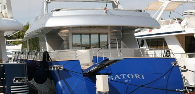 Satori Charter Yacht - 3