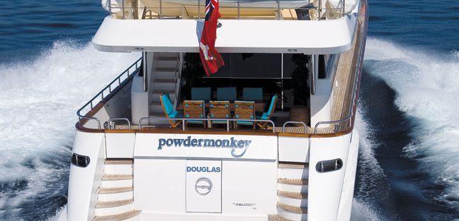 POWDERMONKEY OF LONDON Charter Yacht - 3