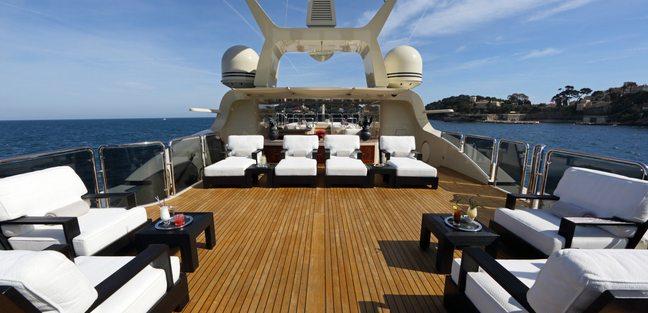 Bash Charter Yacht - 3