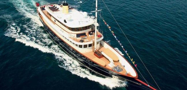 Fly Me To The Moon Charter Yacht - 3