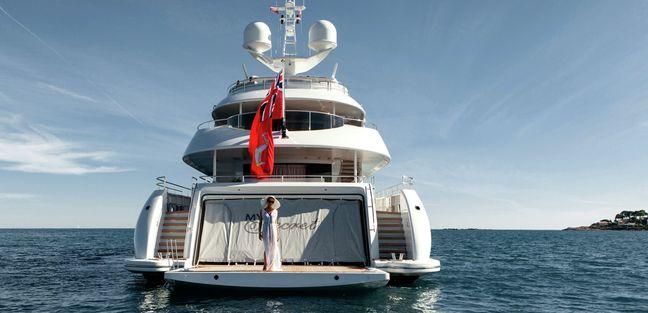 My Secret Charter Yacht - 4