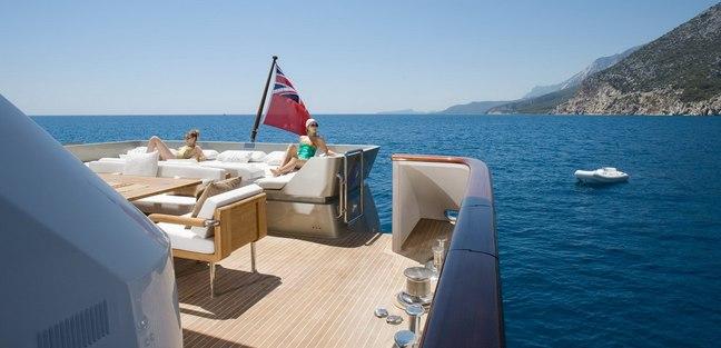 Namaste 8 Charter Yacht - 5
