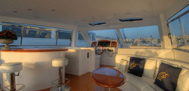 Crazy Love Charter Yacht - 7