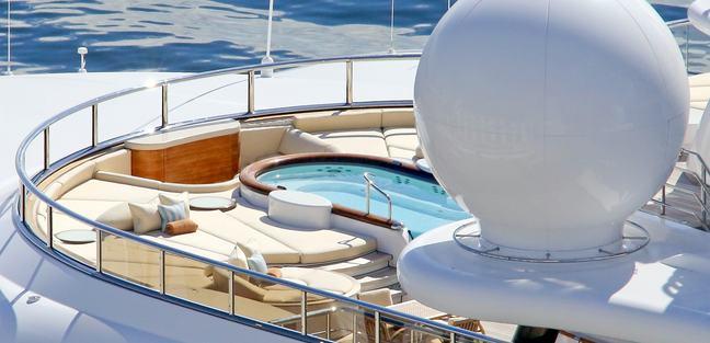A+ Charter Yacht - 8
