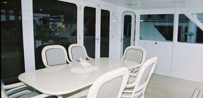 Mac Attack Charter Yacht - 4