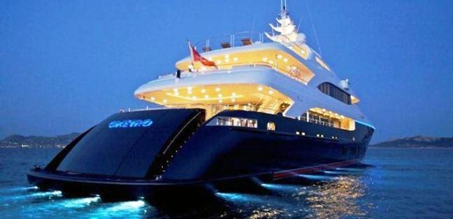 O'Neiro Charter Yacht - 5