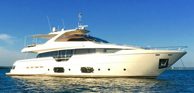 Club M old  Charter Yacht