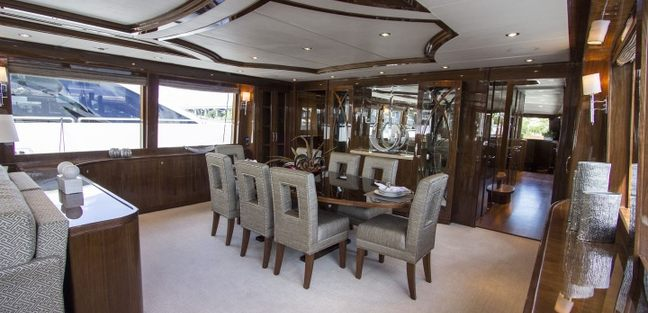 Carbon Copy Charter Yacht - 6