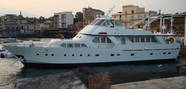 Soul II Charter Yacht