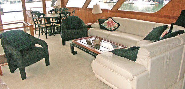 Mary Elizabeth II Charter Yacht - 4