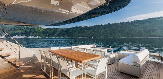 Fora Charter Yacht - 5