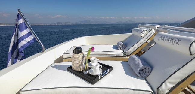 Astarte Charter Yacht - 3
