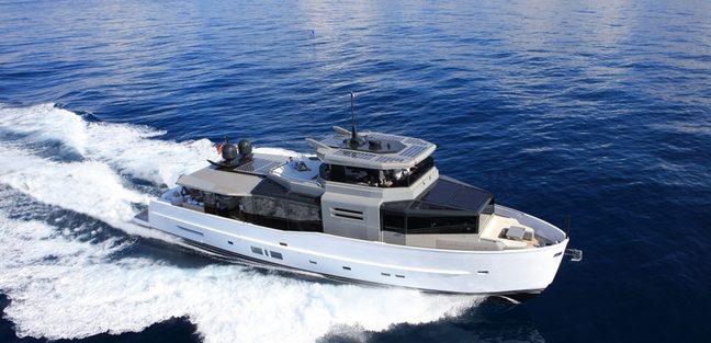Aria.S Charter Yacht - 2