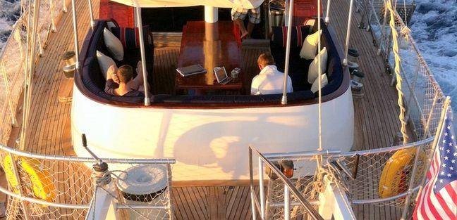 Hermes Charter Yacht - 2