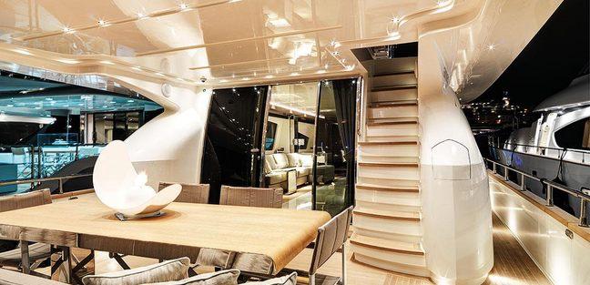 Baccarat Charter Yacht - 3