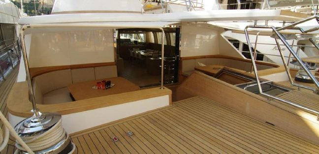 Renaissance Charter Yacht - 5