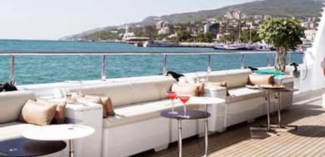 Samar Charter Yacht - 7