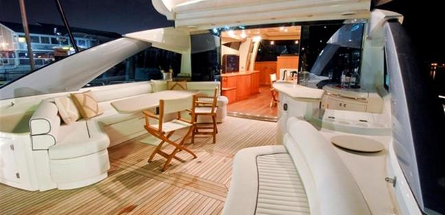 Carnivore Charter Yacht - 2